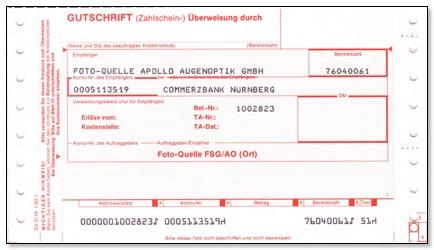 Postbank Bareinzahlung Auf Fremdes Konto